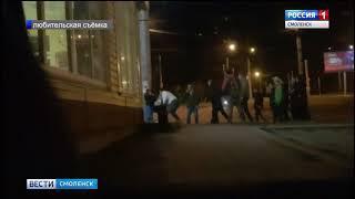 Драка в Смоленске обошлась без юридических последствий