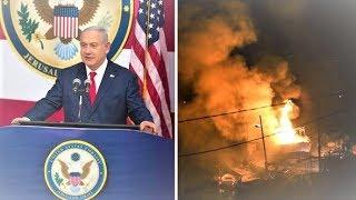 ISRAEL has blasted Palestinian targets in Gaza with a new series of airstrikes | HOT STORIES TODAY