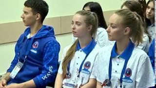 Самарским волонтерам ЧМ-2018 начали выдавать аккредитации и экипировку