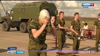 В Пензе «гвардейцы» прошли первые полевые испытания