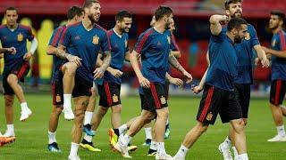 Испания догоняет
