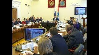 Глава региона провёл очередное заседание по проблемам обманутых дольщиков