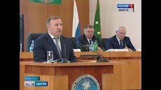 Мурат Кумпилов подвёл итоги работы правительства за 2017 год