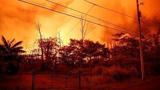 Килауэа: опасная красота