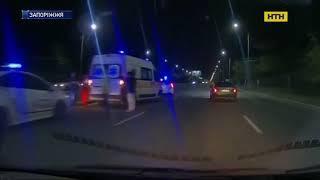Двоє людей загинули у ДТП у Запоріжжі