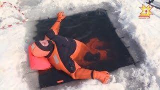 Лед абсолютно всех водоемов республики опасен.