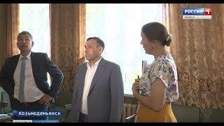 Глава Марий Эл поручил найти новое здание для Козьмодемьянской школы искусств