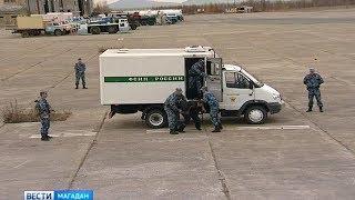 Побег заключенного: учения УФСИН в аэропорту