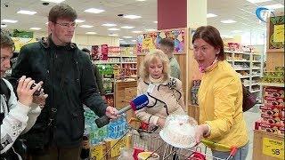 «Народной контроль» провел рейд в магазинах «Пятерочка» и «Квартал»