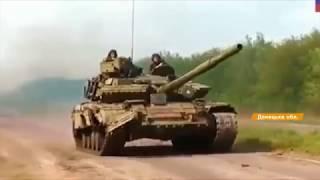Хлебное перемирие: на Донбасс зашли две колонны военной техники с РФ