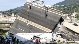 Генуя: жертв всё больше