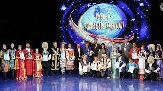 Сургутские студенты познакомились с национальными культурами