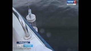 Специалисты Росгидромета проверили качество воды в Чебоксарском водохранилище