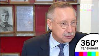 Новый врио губернатора Петербурга
