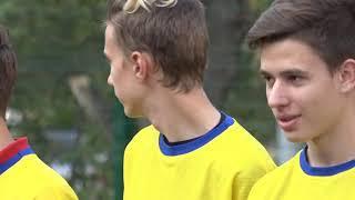Поле для мини футбола открыли в Симферополе