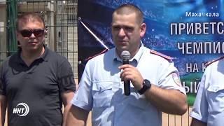 Сотрудники ГИБДД отметили свой праздник футбольным турниром