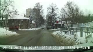 Воронеж  Фура без тормозов