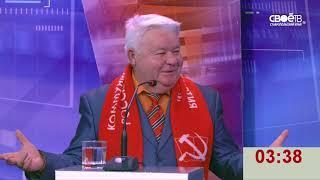 2018 03 12 Телебаты с участием доверенного лица кандидата в президенты РФ Павла Грудинина