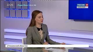 Председатель регионального отделения ДОСААФ Алексей Тюркин
