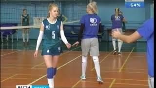 Волейболистки «Ангары» с пятью победами в первом туре вернулись в Иркутск