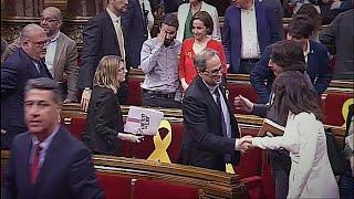 Каталония: Торру не избрали