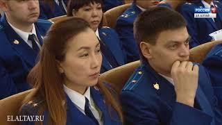 На коллегии прокуратуры РА подвели итоги за прошлый год