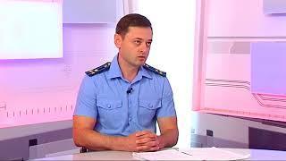 "Программа ""В центре внимания"": Дмитрий Самарин ."