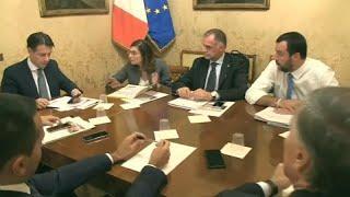 Бюджет Италии: шаг за шагом