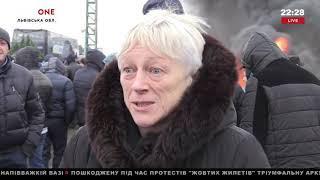 Протест собственников авто из ЕС без государственной регистрации 02.11.18