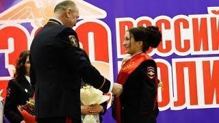 В Ханты-Мансийске выбрали Мисс полиции