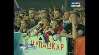 Россия, вперёд! Наши спортсмены, обыграв египтян, вышли в плей-офф чемпионата мира по футболу