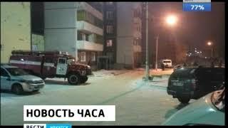 Из за сообщении о минировании эвакуировали жильцов дома в Братске