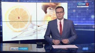 Эпидпорог по заболеваемости ОРВИ в Карелии превышен