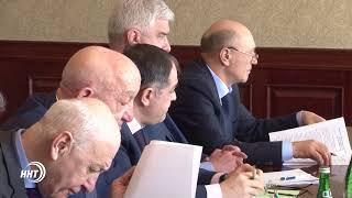 В Министерстве промышленности Дагестана подвели итоги 2017 года