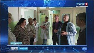 В Питкярансткой ЦРБ  создадут родильный зал для экстренных случаев