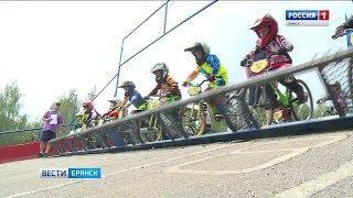 В Брянске прошла велогонка памяти Геннадия Брикса
