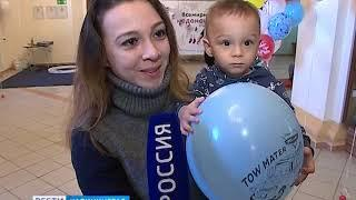 В Калининграде отпраздновали День недоношенного ребёнка