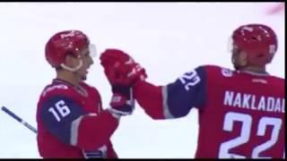 «Локомотив» обыграл «Северсталь» в матче КХЛ