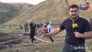 В Акушинском районе прошел турнир по мотоспорту