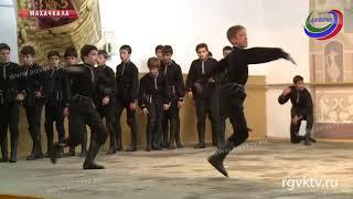 Руководитель ансамбля «Ватан» провел мастер-класс для студентов училища культуры и искусства