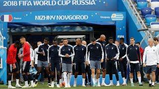 Франция вышла в полуфинал ЧМ-2018