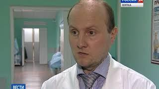 Уникальная операция в травмбольнице (ГТРК Вятка)