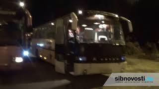 4 автобуса с нелегалами задержали под Новосибирском