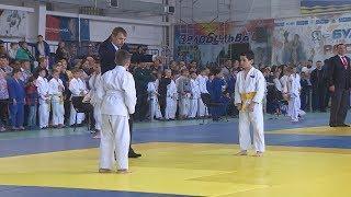 В Волжском прошел турнир по дзюдо имени Сергея Солнечникова