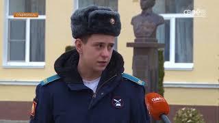 В Ставрополь приехал начальник Главного штаба ВМФ Андрей Воложинский