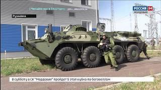 Сотрудники ФСБ в Рузаевке в рамках учений вступили в бой с условными террористами