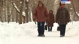 В Кирове сносят деревья, которые представляют опасность(ГТРК Вятка)