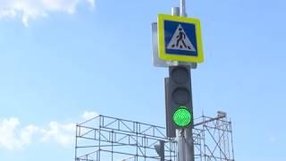 Новая схема движения на площади Ленина