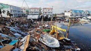 «Электричество отсутствует почти во всех домах». Как Флорида приходит в себя после урагана «Майкл»