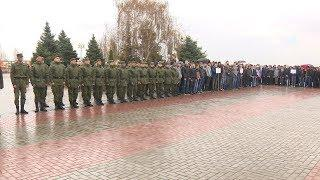 В Волгограде прошел День призывника